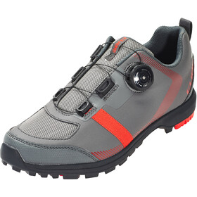 Cube ATX Loxia Pro Schoenen, dark grey'n'red